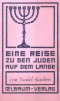 Daniel Stauben: Eine Reise zu den Juden auf dem Lande
